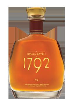 Bottle of Small Batch 1792