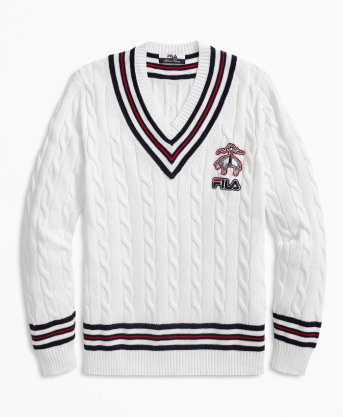 Tennis fashion - Sweater